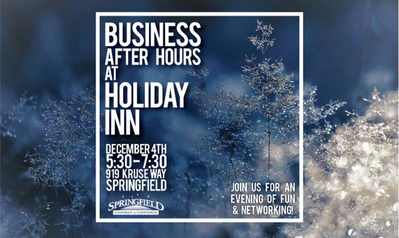 Springfield Chamber Business After Hours « Cascade Title